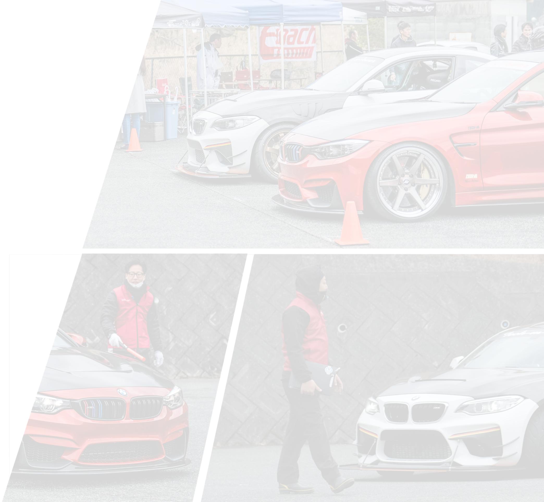 BMW、BMW MINI専門店のTECH-M主催イベント、TECH-M CIRCUITE EXPERIENCE