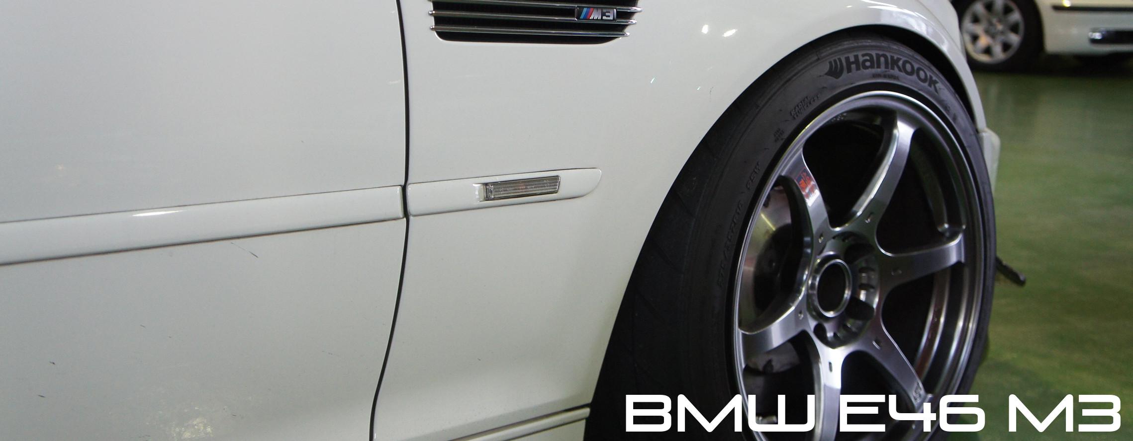 TECH-Mデモカー BMW E46 M3