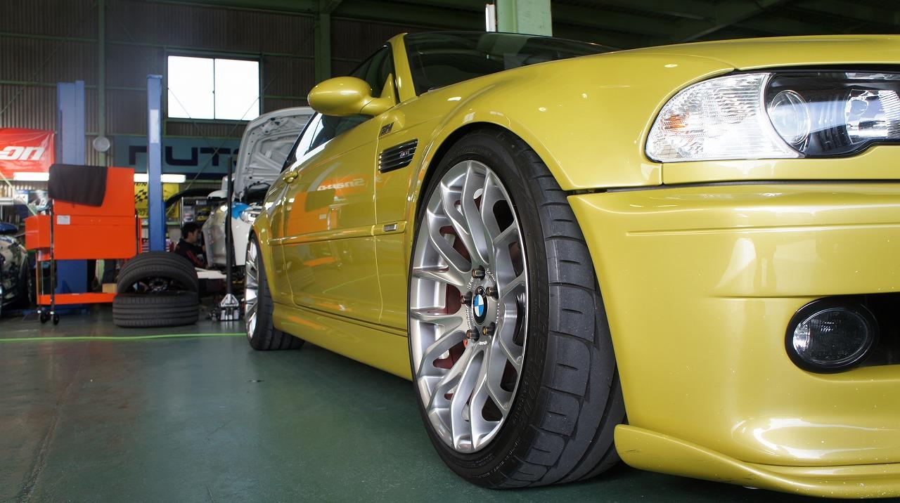 TECH-M BMW ALPINA XD3デモカー