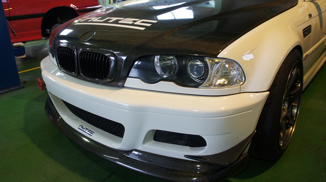 TECH-Mデモカー BMW M3