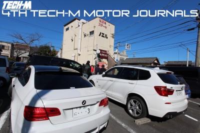 TECH-Mのツーリングイベント